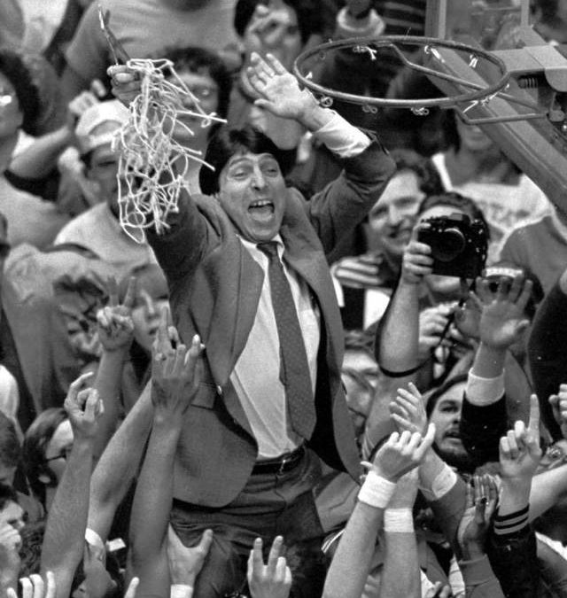 Lessons from Coach Jim Valvano